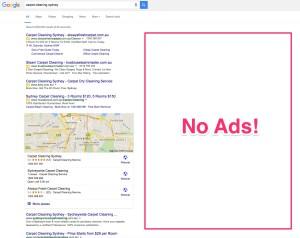 no ads rhs