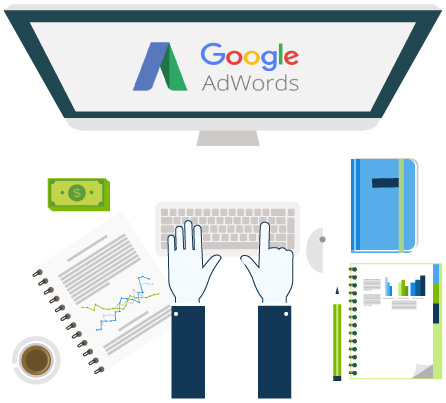 Services adwords facebook ad management green arrow digital why should we manage your account fandeluxe Gallery