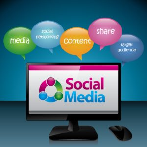 Business Insights using Google Analytics - social media