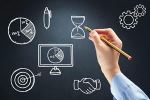 Business Insights using Google Analytics - determine data to track