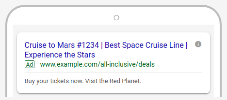 Google Ads Updates 2018 - responsive search ads